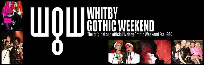 Whitby Goth Weekend Videos