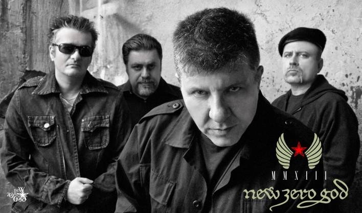 Band Members New Zero God lineup