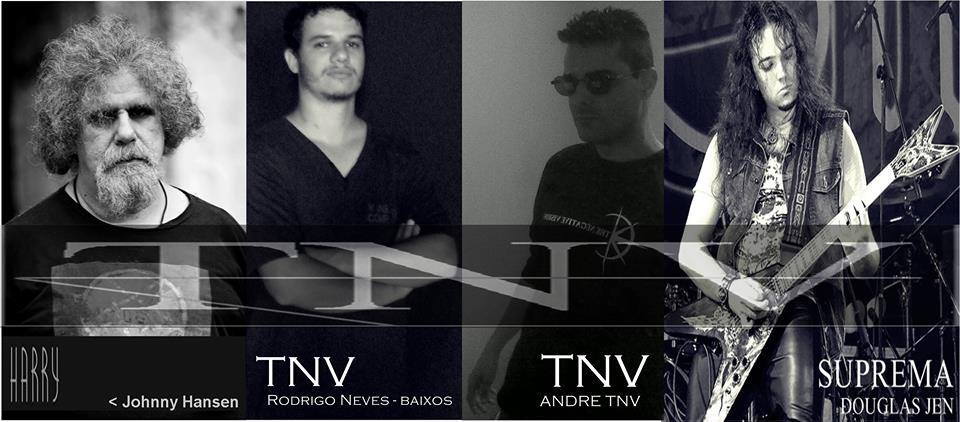 INTERVIEW: Andre Vocalist/founder of TNV 'THE NEGATIVE VISION'