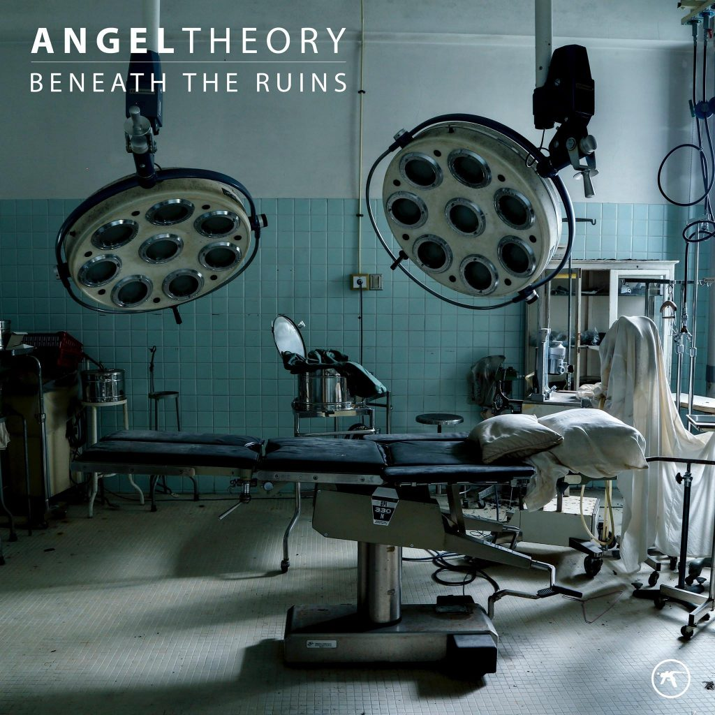 ANGELTHEORY BENEATH THE RUINS ALBUM COVER