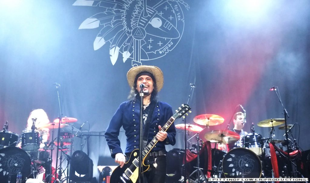 ADAM ANT Review Middlesbrough Town Hall