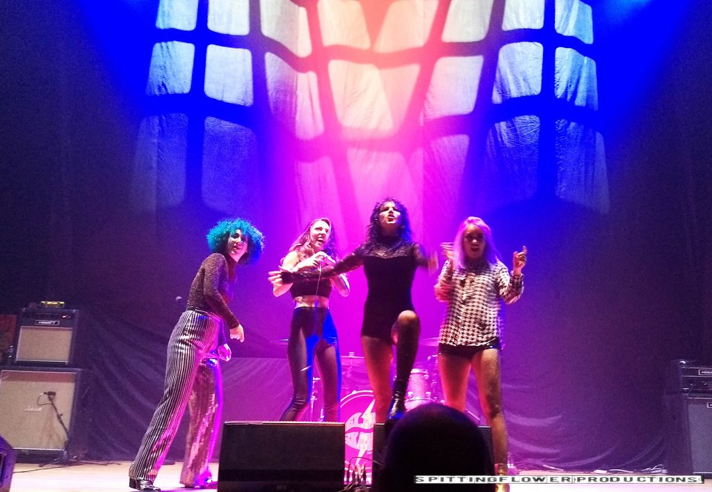 Glam Skanks Review: Middlesbrough Town Hall